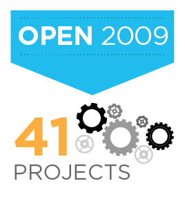 OPEN 2009 Projects