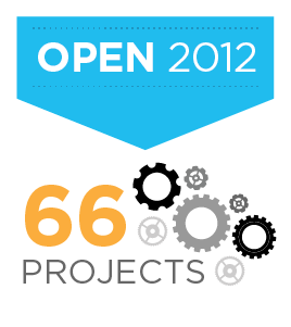 OPEN 2012 Projects