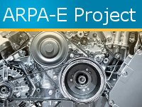 Default image of engine components representing an ARPA-E technology