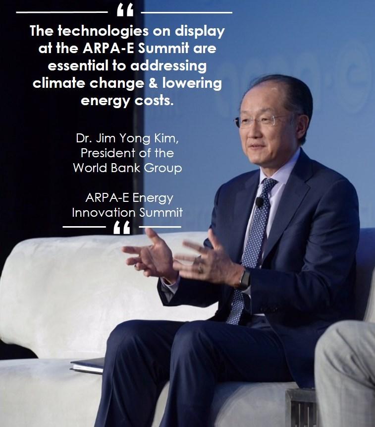 Dr. Kim, World Bank Group