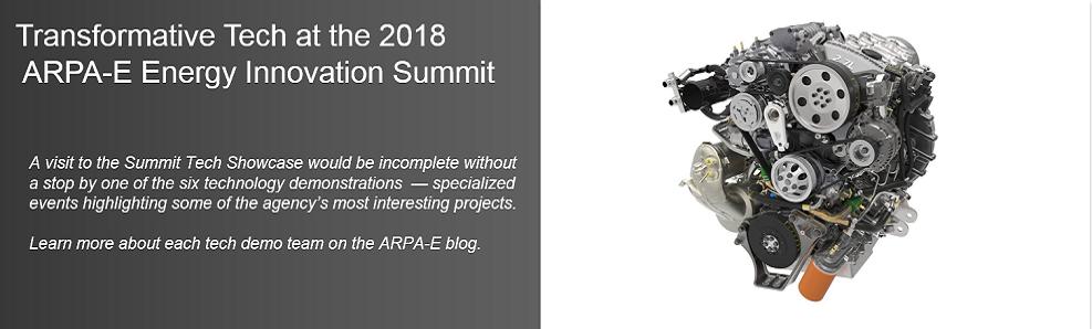 2018 Summit Tech Demos