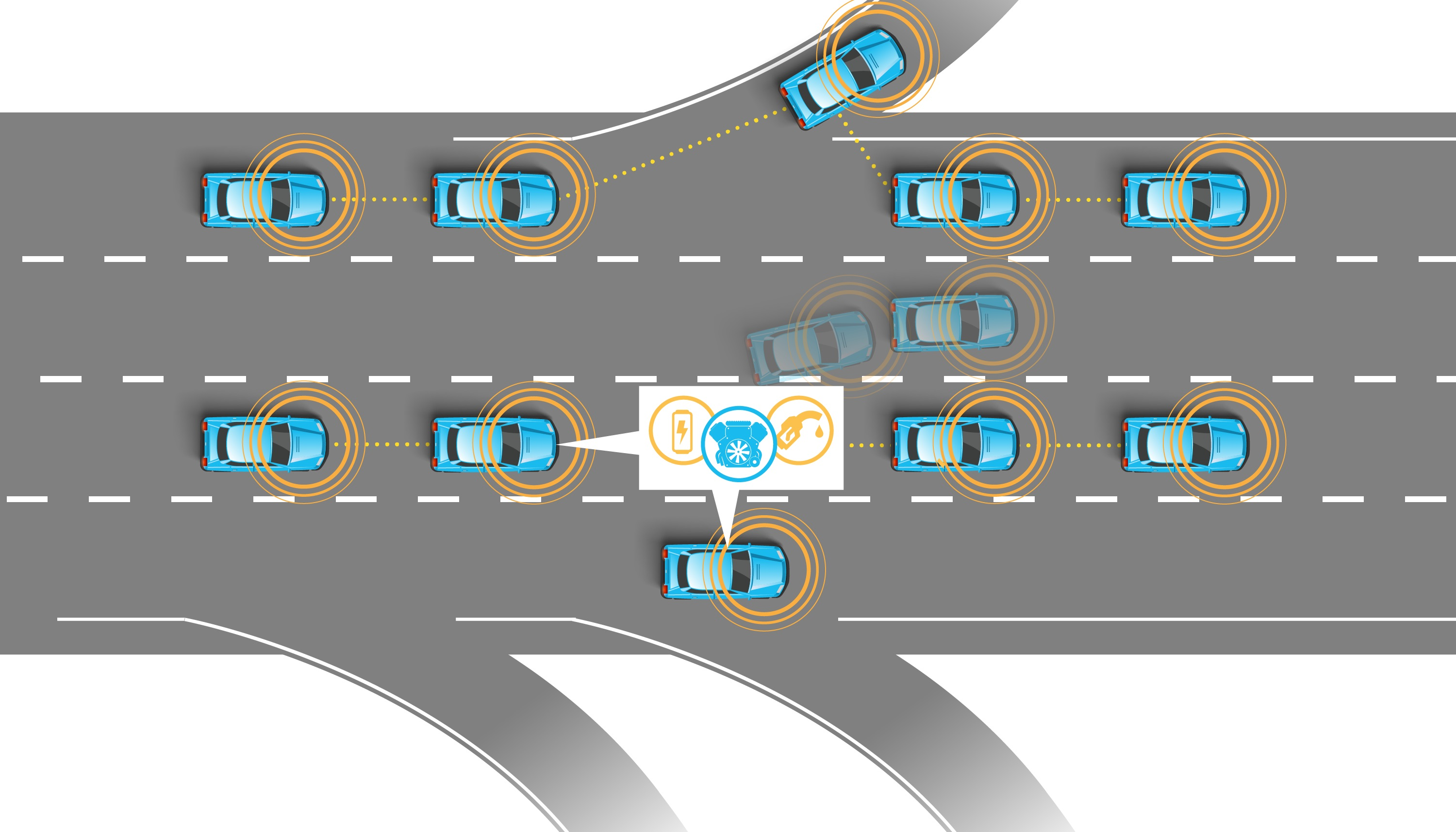 Energy-Efficiency Optimization for Connected and Automated Vehicles